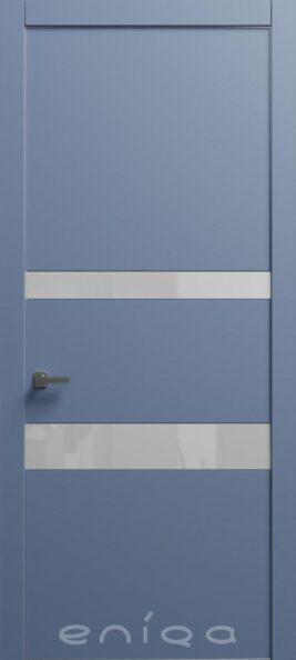 Aluminium 1 White Glass