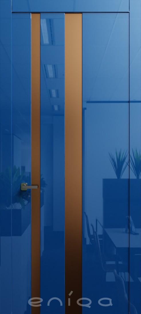 Yuna 1 Bronze Classic Blue